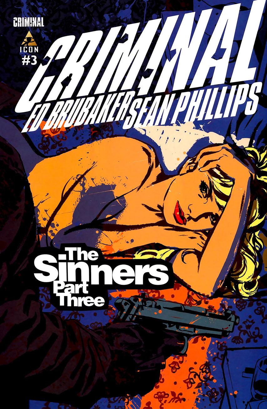Criminal: The Sinners Vol 1 3