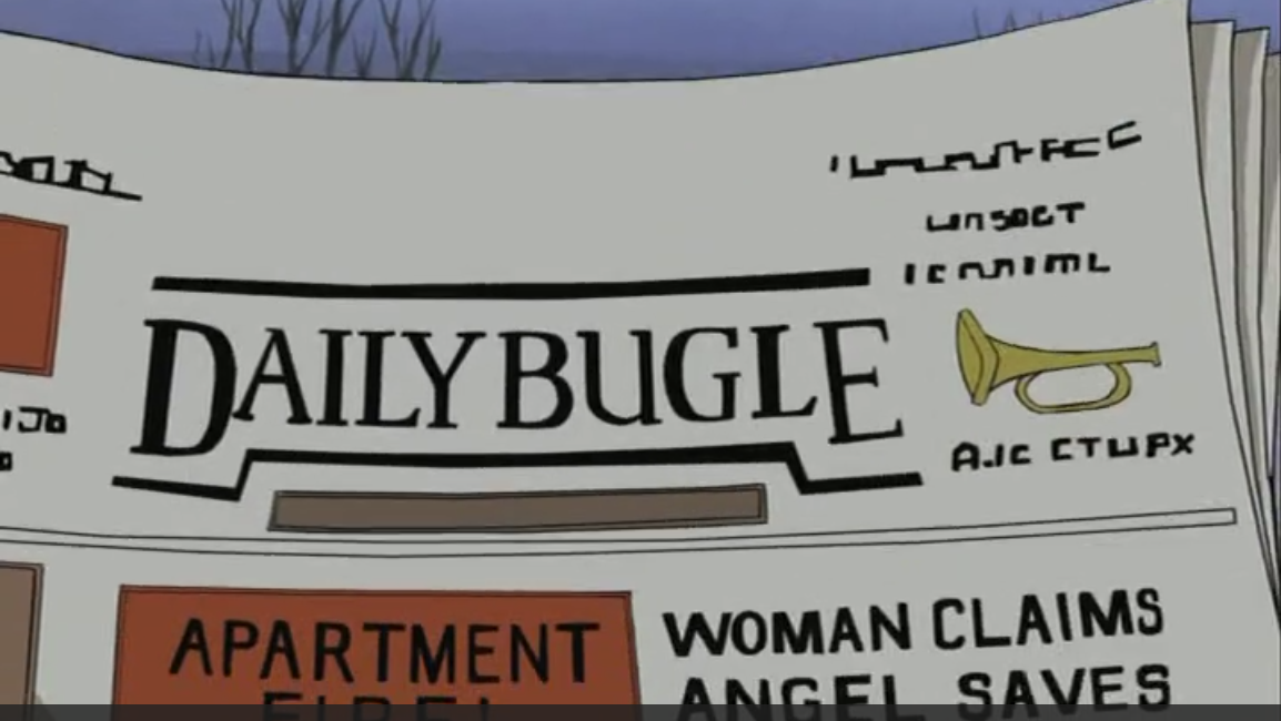 Daily Bugle (Earth-11052)/Gallery