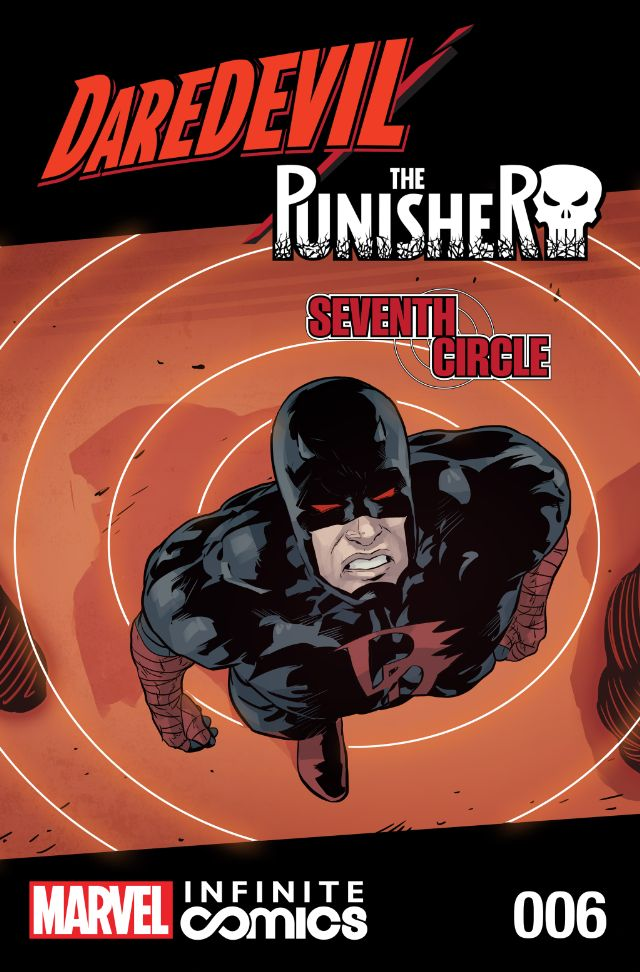 Daredevil/Punisher: Seventh Circle Infinite Comic Vol 1 6