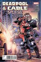 Deadpool & Cable Split Second Vol 1 2