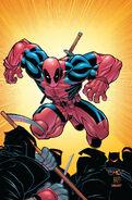 Deadpool Vol 3 2 Textless