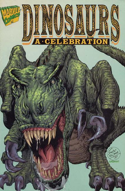 Dinosaurs, A Celebration TPB Vol 1 1