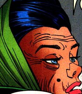 Doris Stipple (Earth-616)