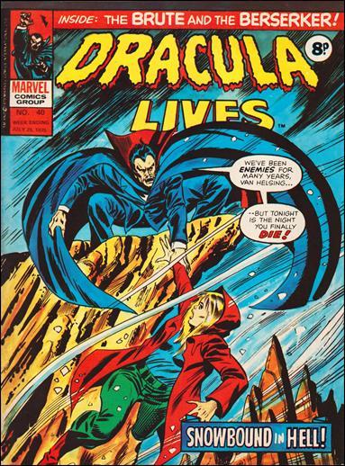 Dracula Lives (UK) Vol 1 40