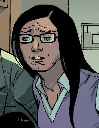 Emma Salteres (Earth-616)