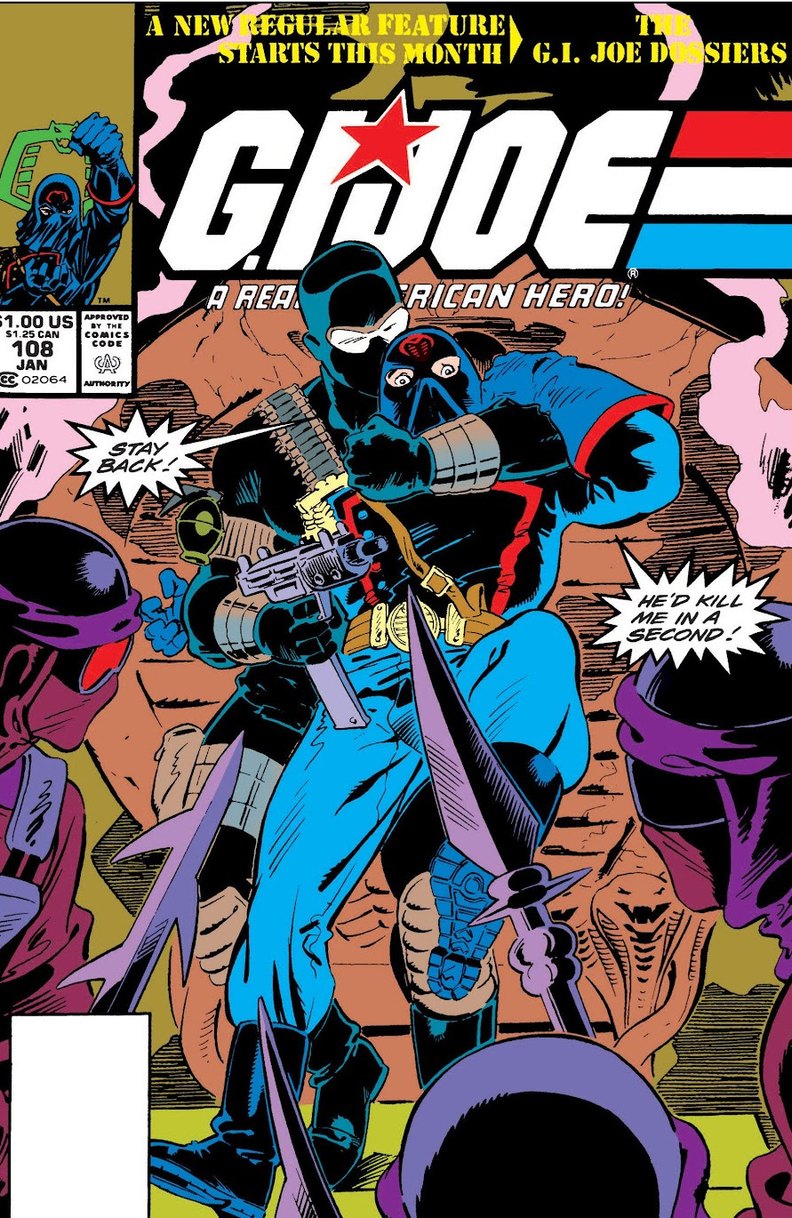 G.I. Joe: A Real American Hero Vol 1 108