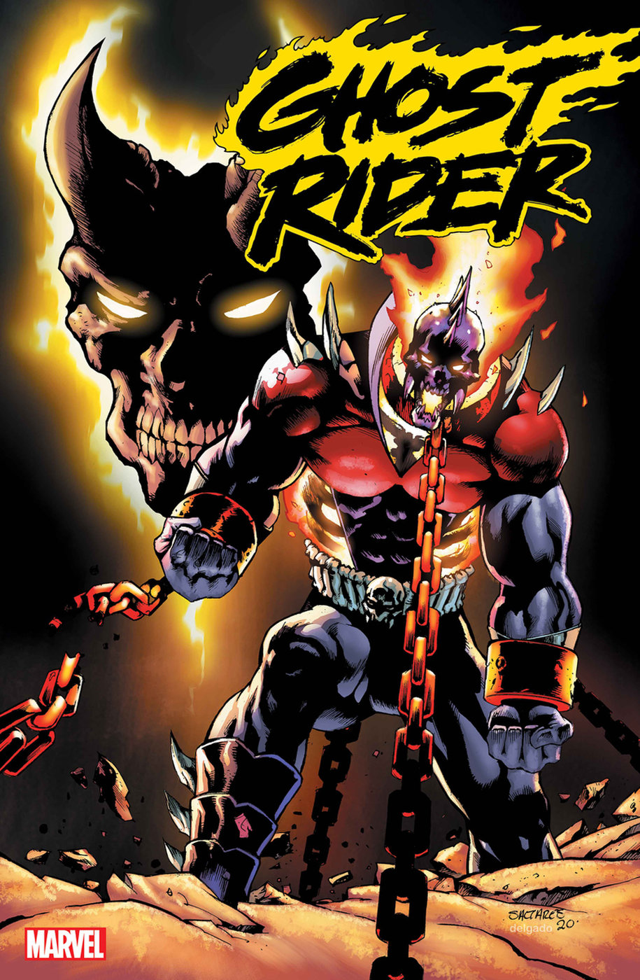 Ghost Rider Annual (Canceled) Vol 3 1