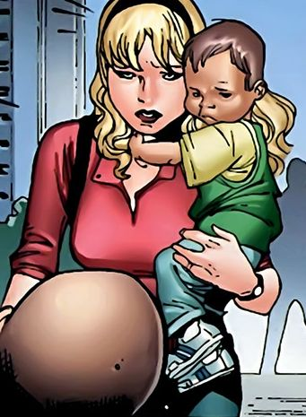 Gwendolyne Stacy (Earth-58163) from House of M Vol 1 5 page 10.jpg