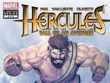 Hercules: Fall of an Avenger Vol 1 2