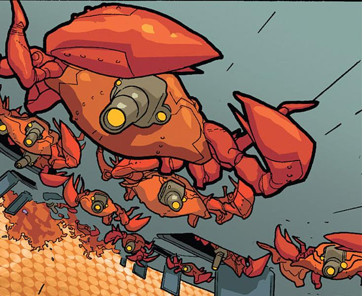Homicide Crabs