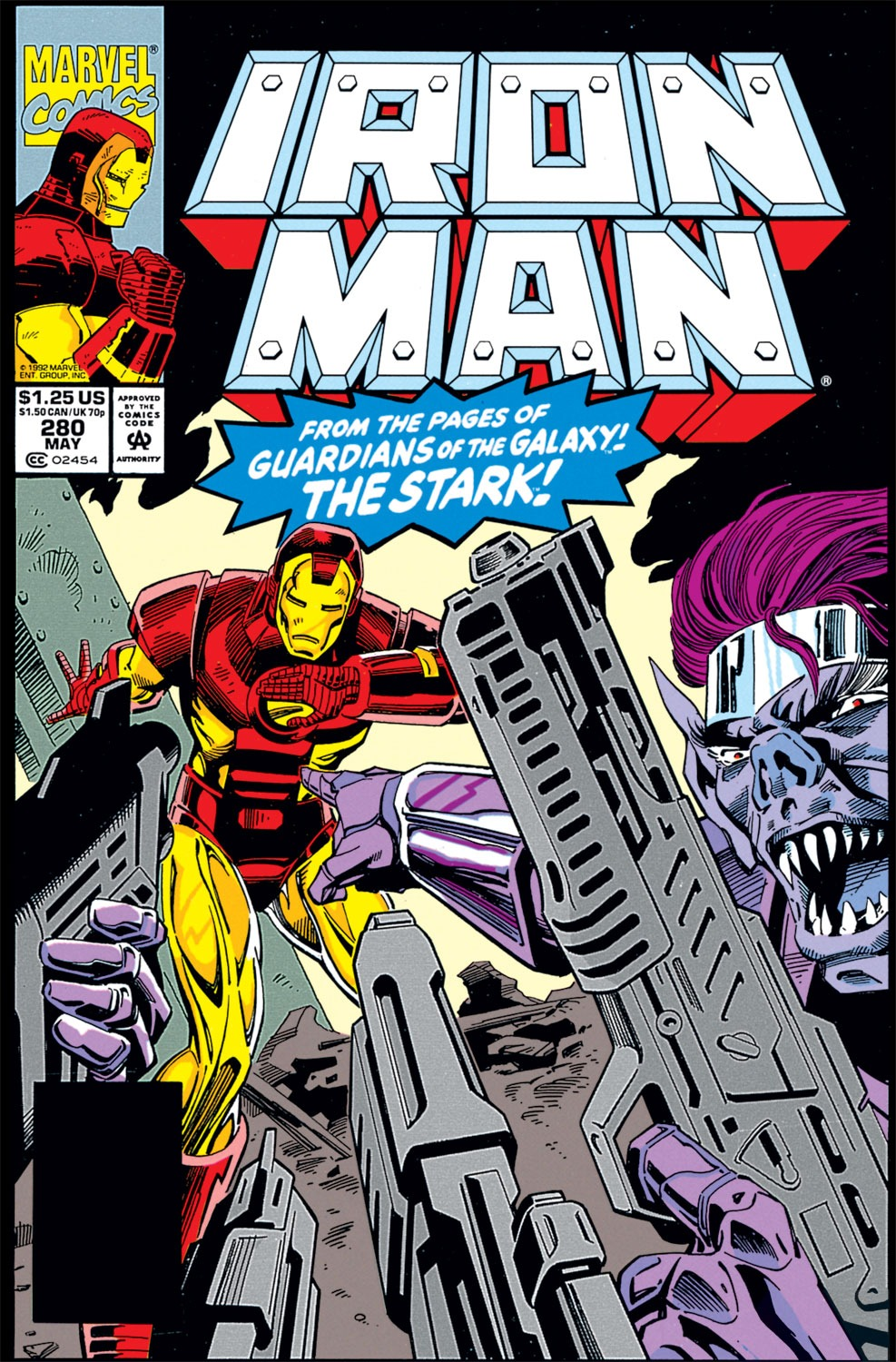 Iron Man Vol 1 280