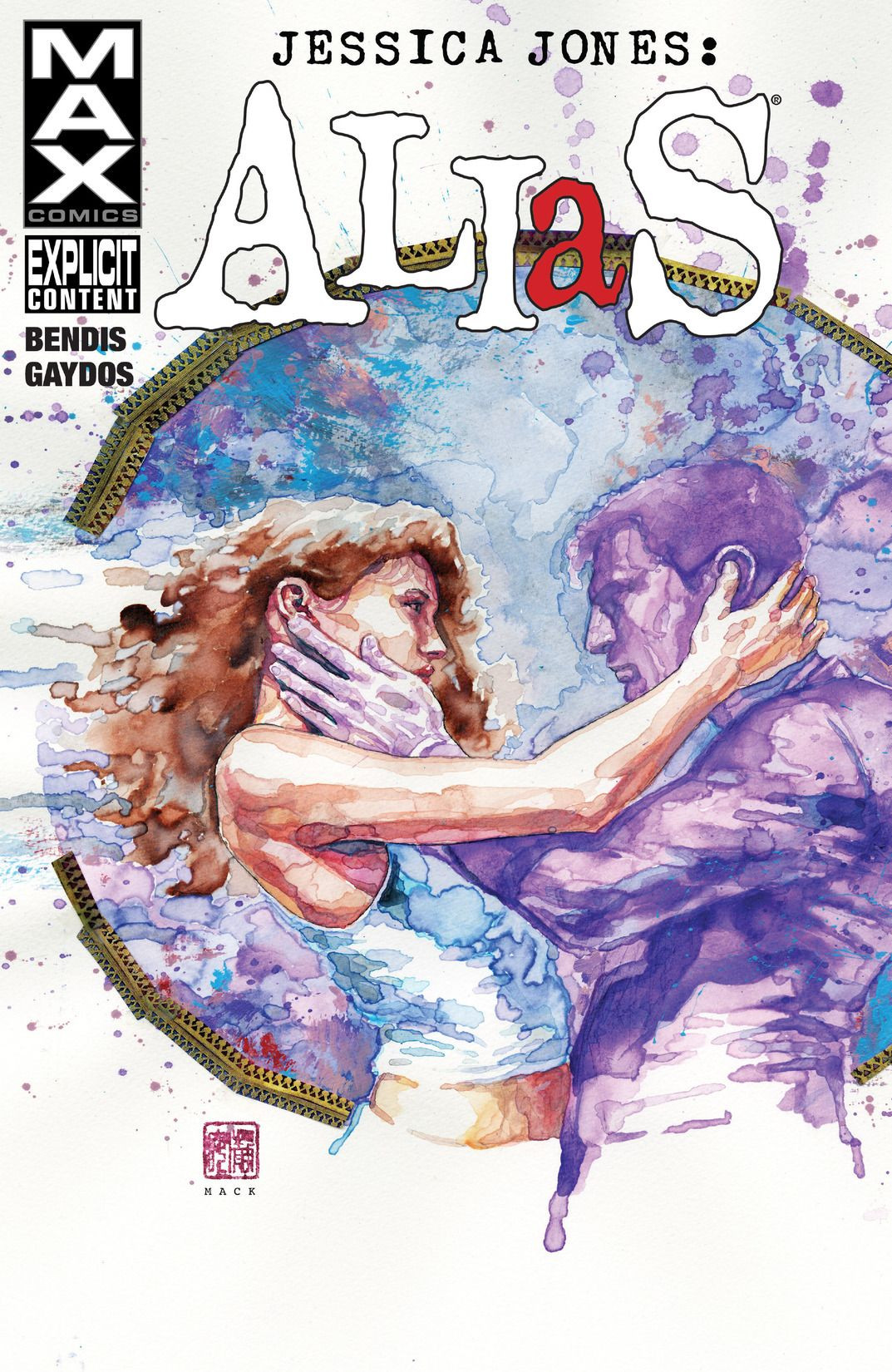 Jessica Jones: Alias TPB Vol 1 4