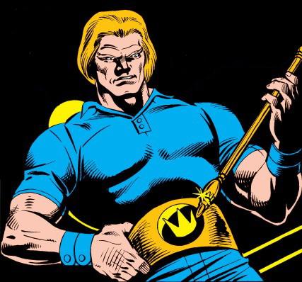 King Arthur (Wrestler) (Earth-616)