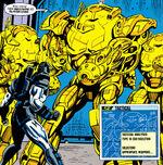 Mandroid Armor MK IV