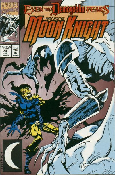 Marc Spector: Moon Knight Vol 1 46