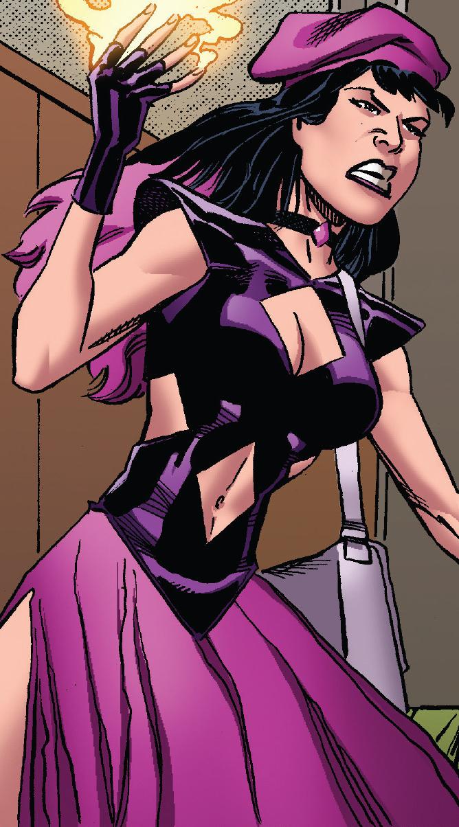 Marie-Ange Colbert (Earth-616)