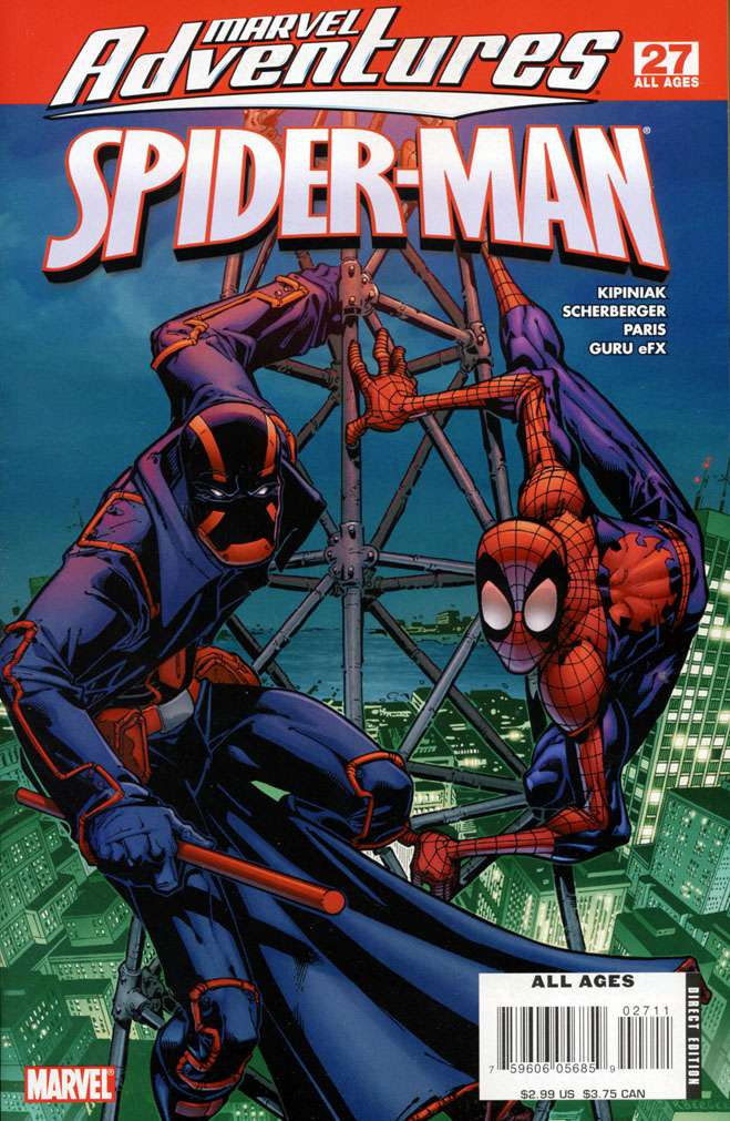 Marvel Adventures: Spider-Man Vol 1 27