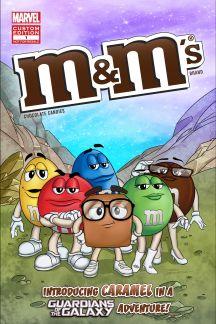 Marvel Comics Presents, The M&M's: If M Be My Destiny! Vol 1