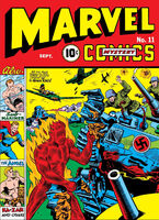 Marvel Mystery Comics Vol 1 11