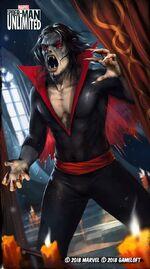 Michael Morbius (Earth-TRN461)