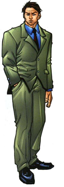 Michael Rossi (Earth-616)