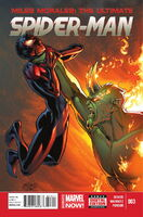 Miles Morales Ultimate Spider-Man Vol 1 3