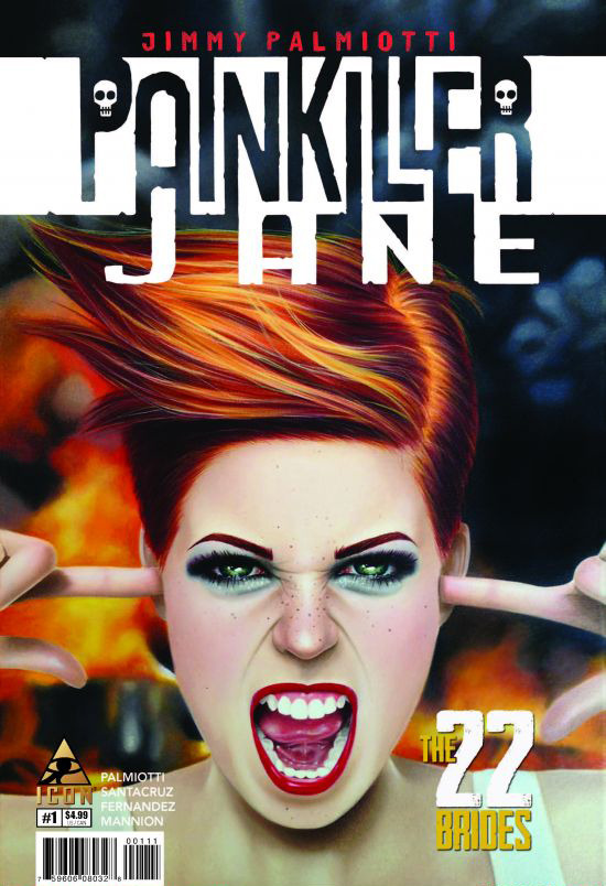 Painkiller Jane: The 22 Brides Vol 1 1