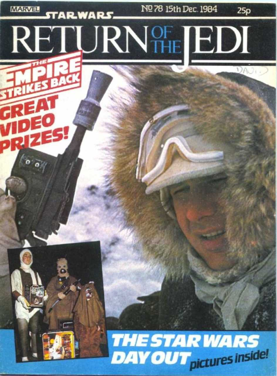 Return of the Jedi Weekly (UK) Vol 1 78