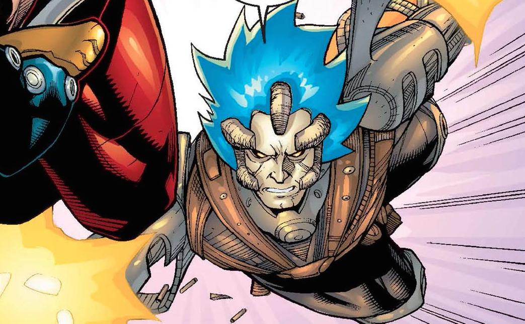 Salvo (Neo) (Earth-616)