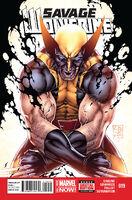 Savage Wolverine Vol 1 19
