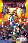 Secret Wars Battleworld Vol 1 1