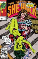 Sensational She-Hulk Vol 1 39