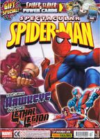 Spectacular Spider-Man (UK) Vol 1 212