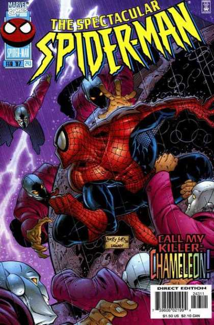Spectacular Spider-Man Vol 1 243