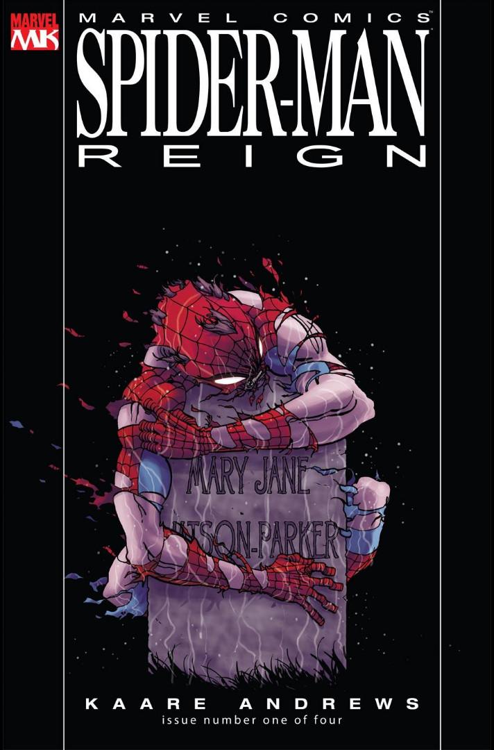 Spider-Man: Reign Vol 1 1