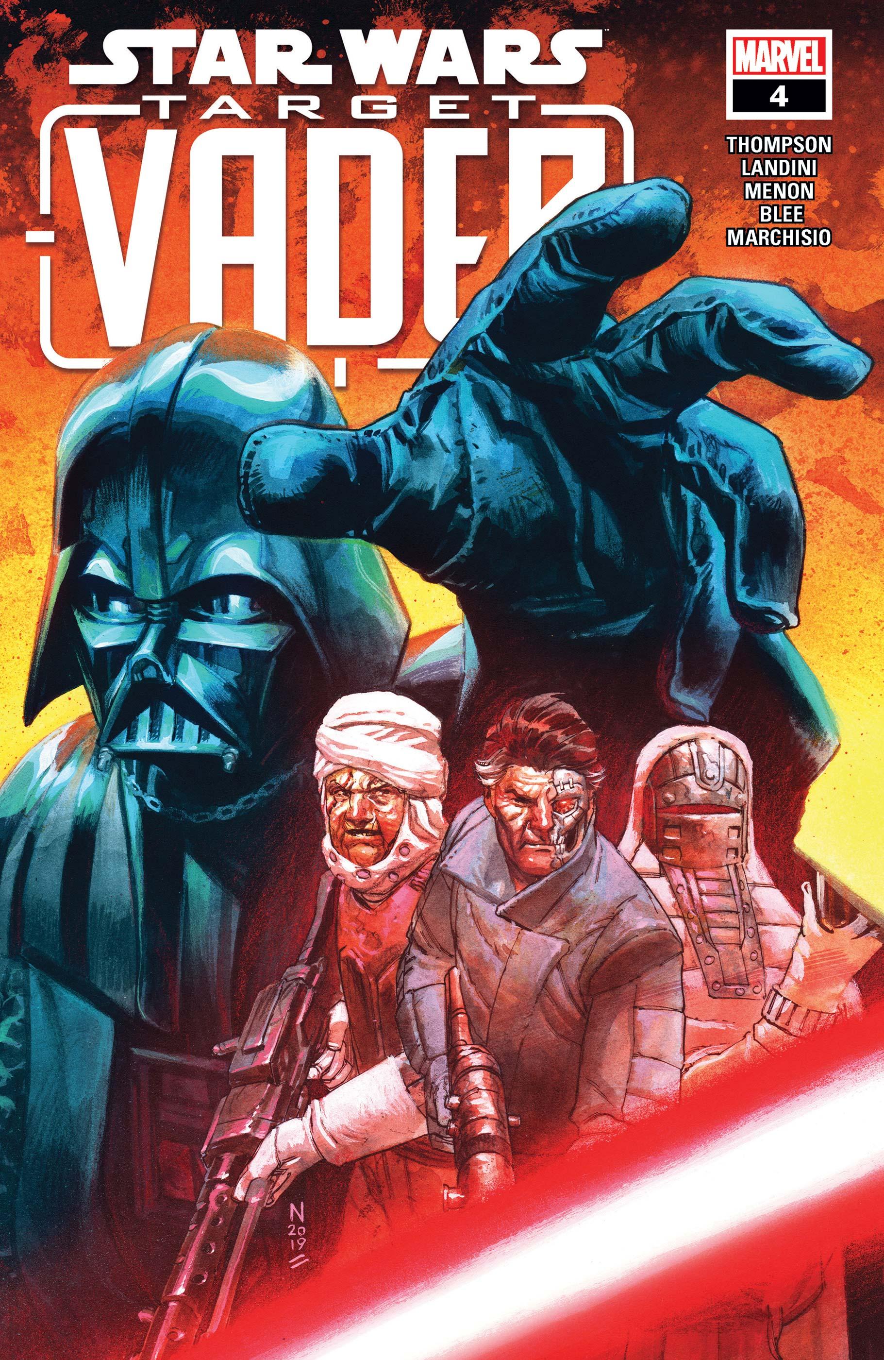 Star Wars: Target Vader Vol 1 4