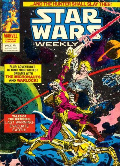 Star Wars Weekly (UK) Vol 1 63