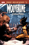 True Believers Wolverine - Evolution Vol 1 1