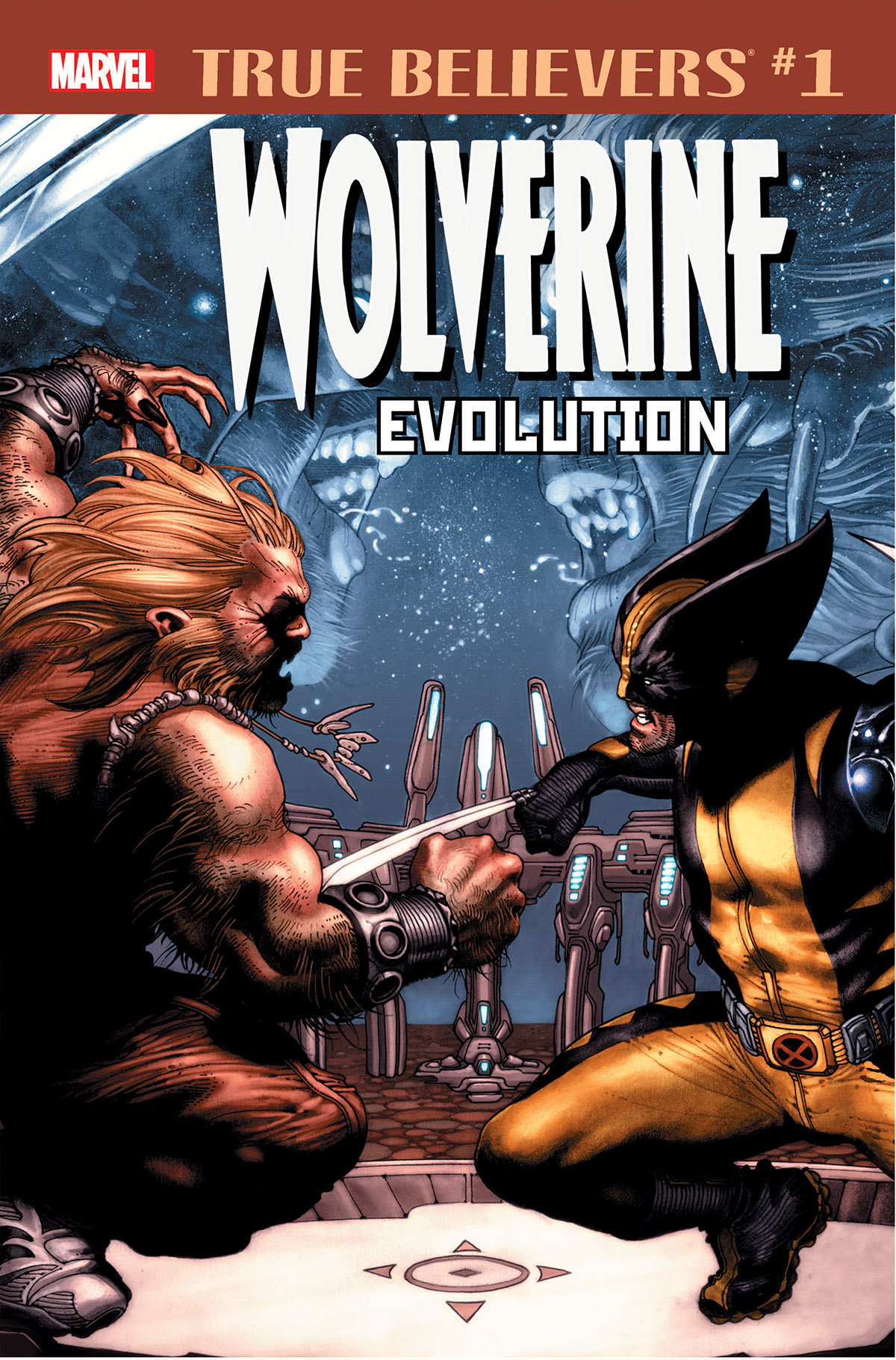 True Believers: Wolverine - Evolution Vol 1 1