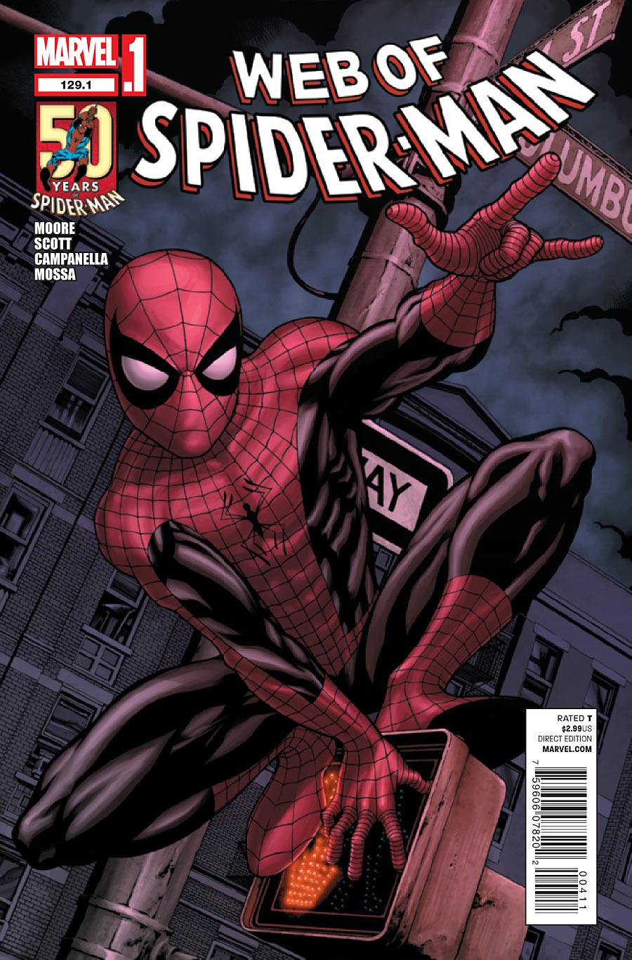 Web of Spider-Man Vol 1 129.1