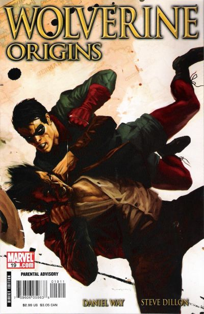 Wolverine: Origins Vol 1 19