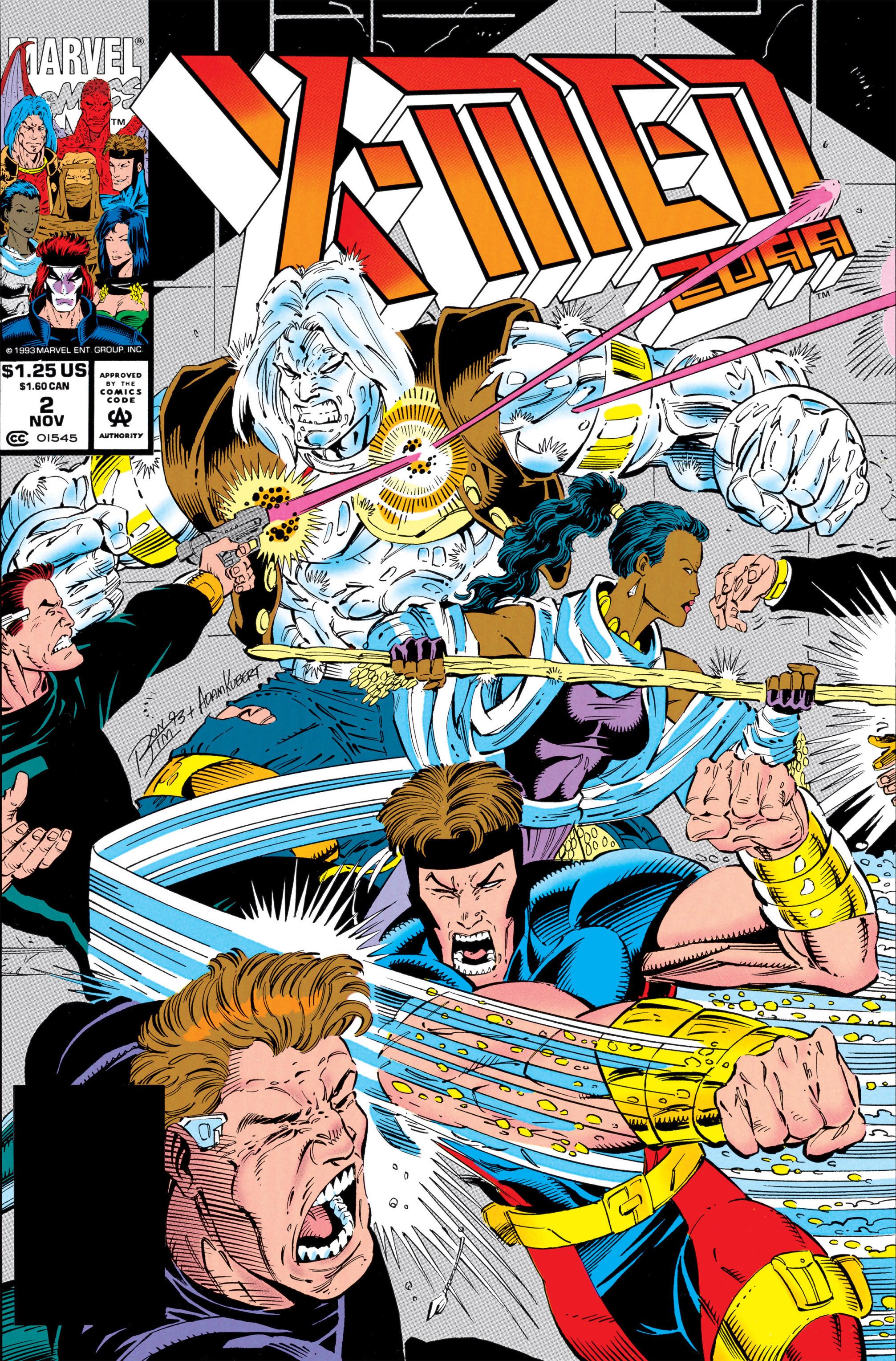X-Men 2099 Vol 1 2
