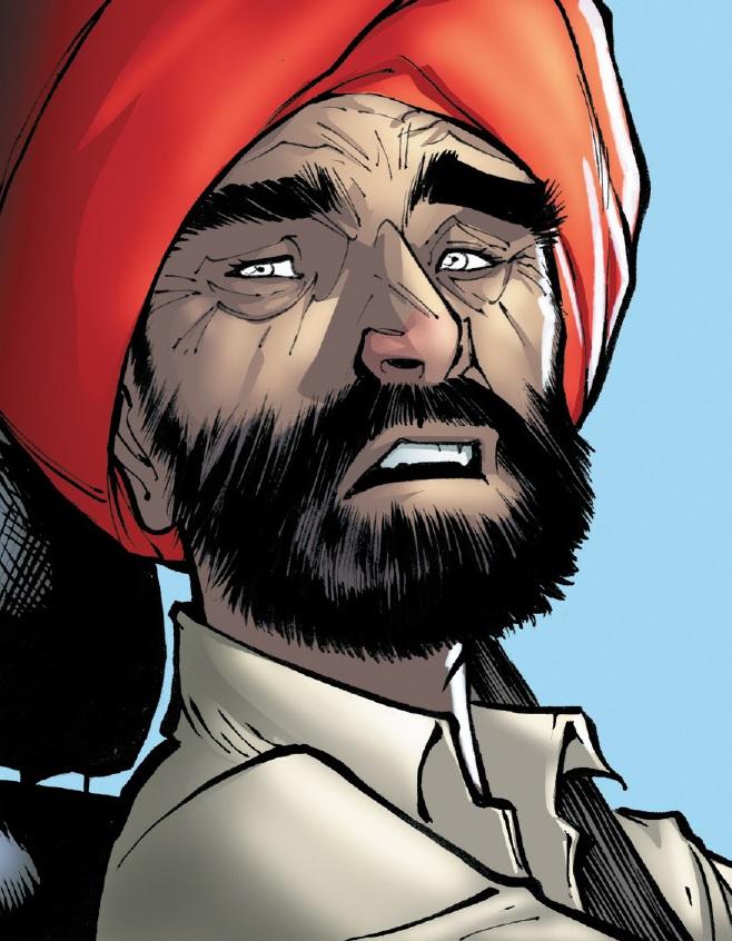 Amar Rai (Earth-616)