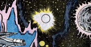 Andromeda Galaxy from Avengers Vol 1 94 001