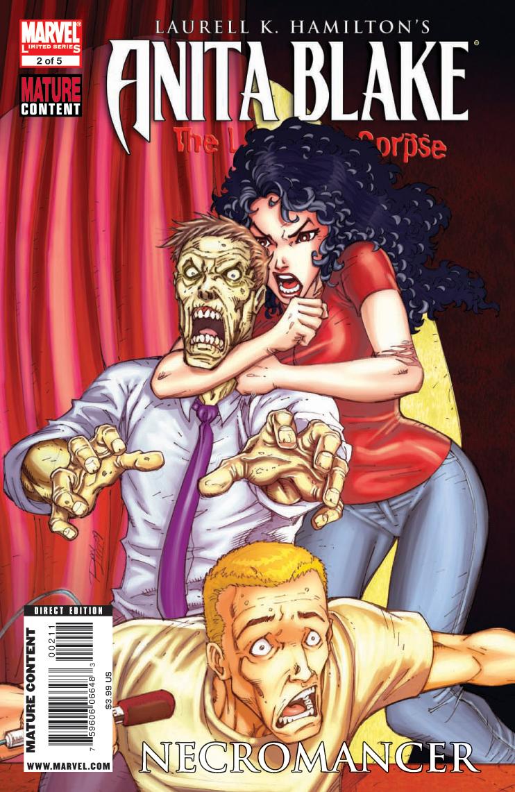 Anita Blake: The Laughing Corpse - Necromancer Vol 1 2