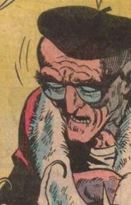 Arthur Chekov (Earth-616)