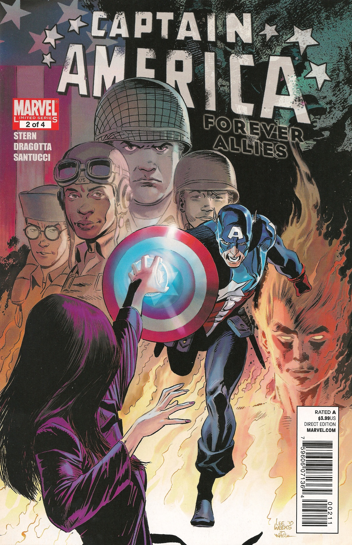 Captain America: Forever Allies Vol 1 2
