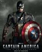 Captain America The First Avenger poster 005