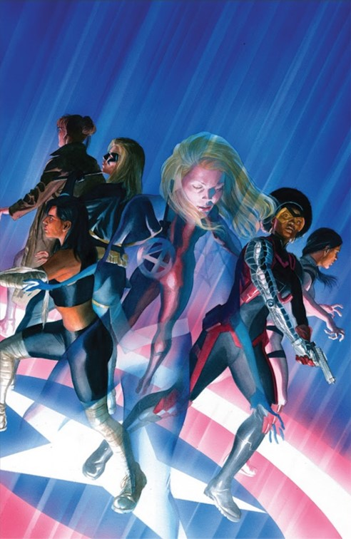 Daughters of Liberty (Earth-616)/Gallery