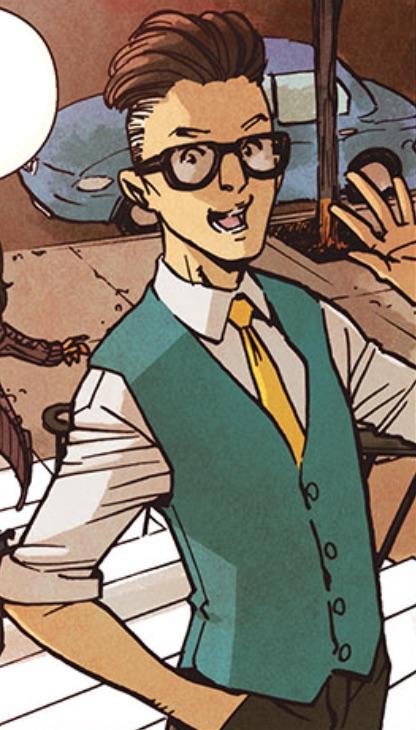 Charles Worthy (Earth-616)